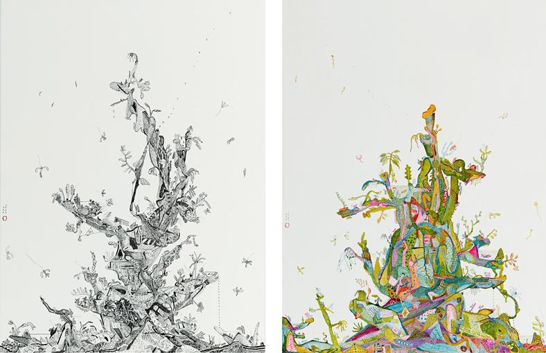 LX, Untitled, 2009