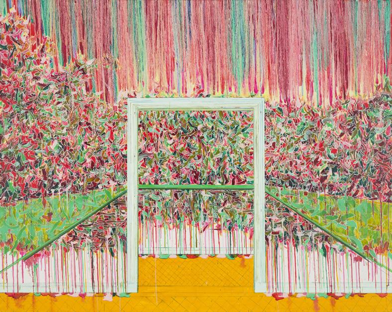 Xue Feng_Transform-13_2011_oil on canvas_160x200cm