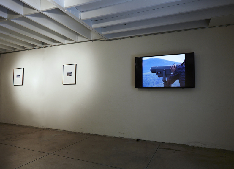 Colin Snapp - Install view